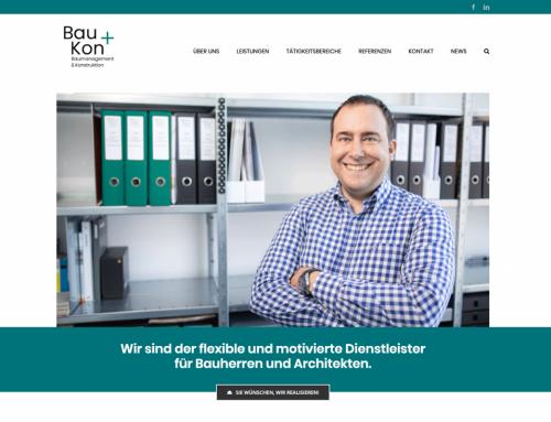 Unsere neue Website!