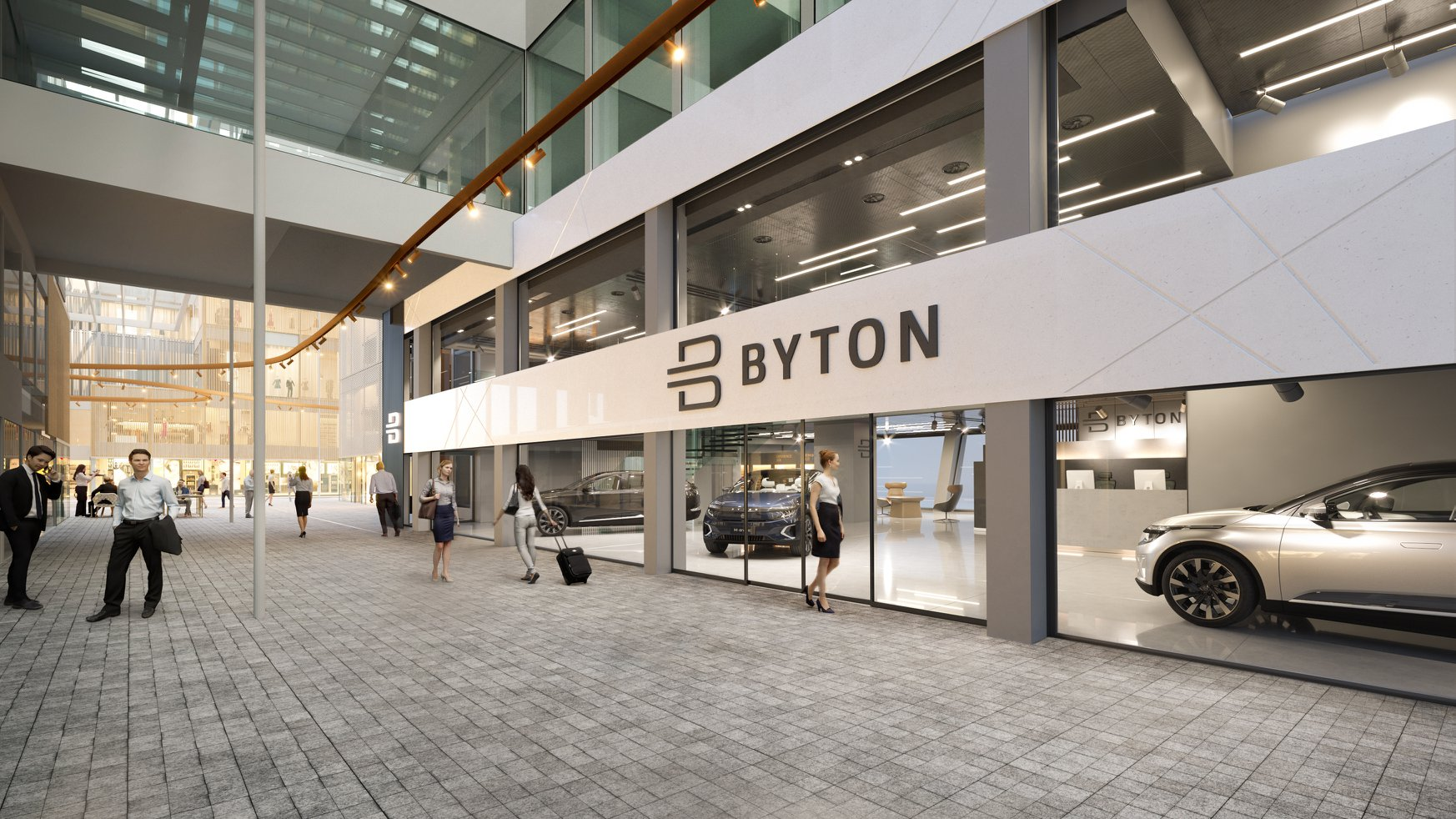 Byton Flagship Store