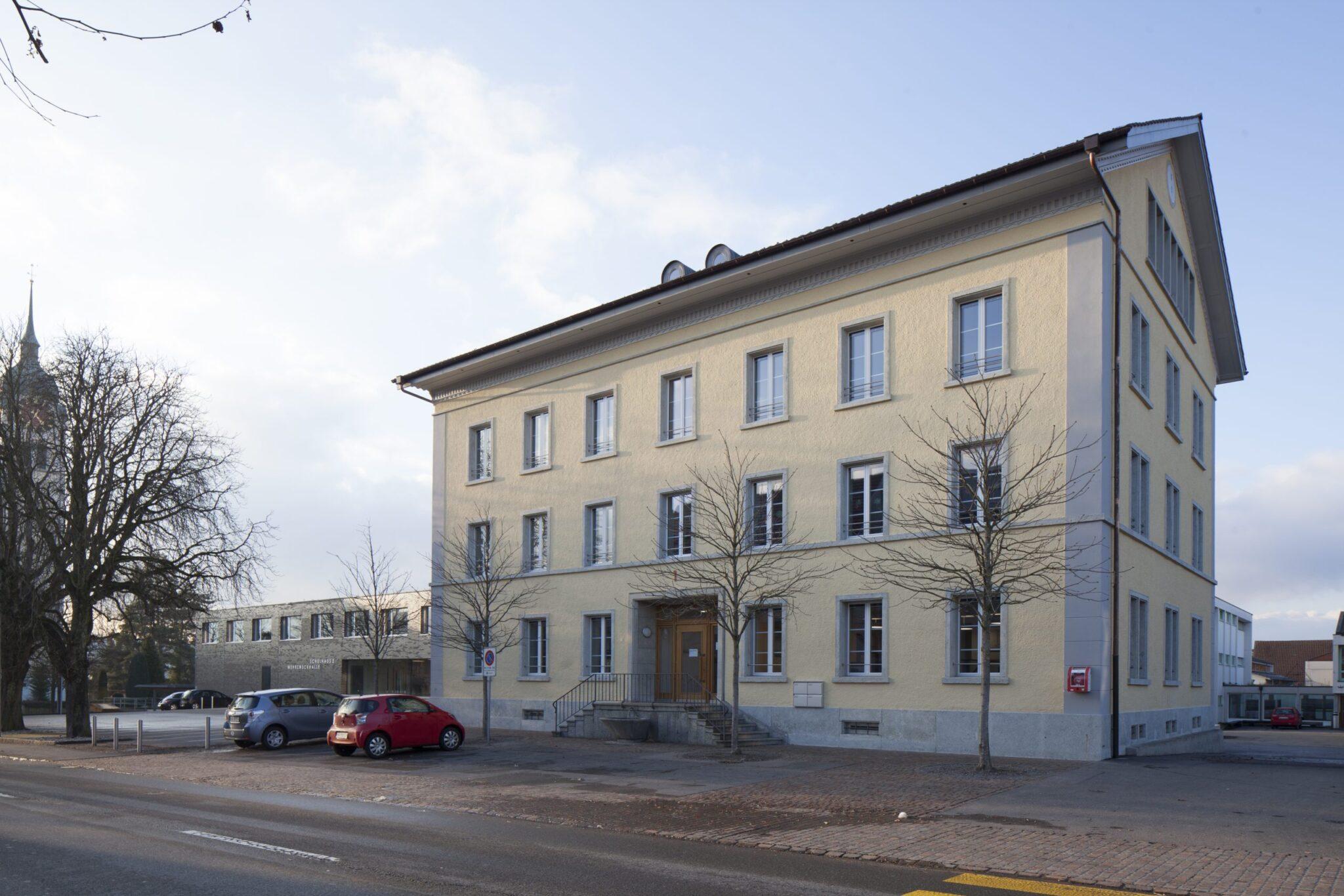 Schulhaus Seengen