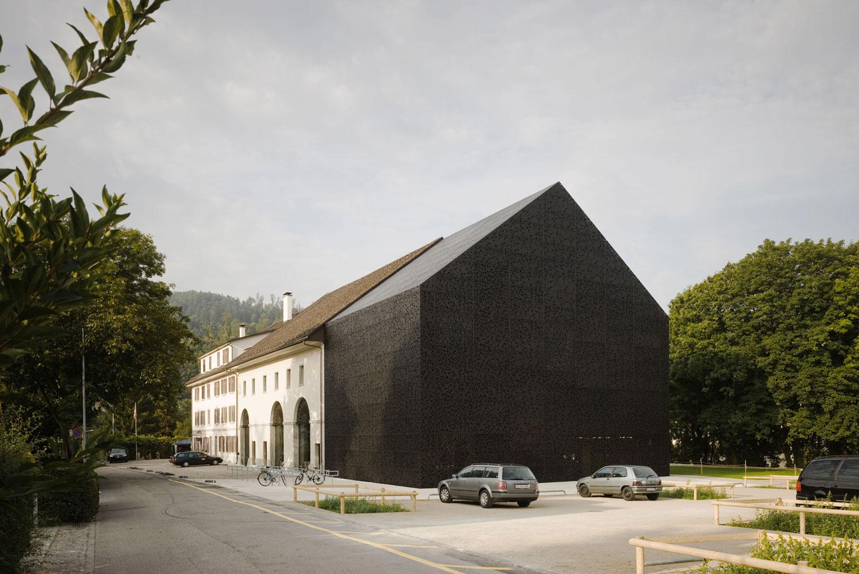 Löwenscheune Kantonsschule Wettingen